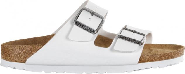 Birkenstock Pantolette Arizona BF white Gr. 35 - 46 552683