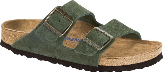 Birkenstock Pantolette Arizona green 1014201