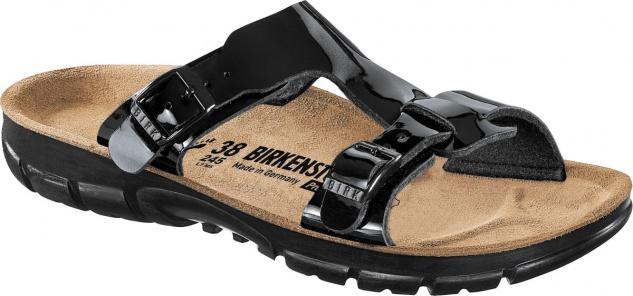 Birkenstock Professional Pantolette Sofia schwarz 42 patent Gr. 36 - 42 schwarz 263183 564b4e
