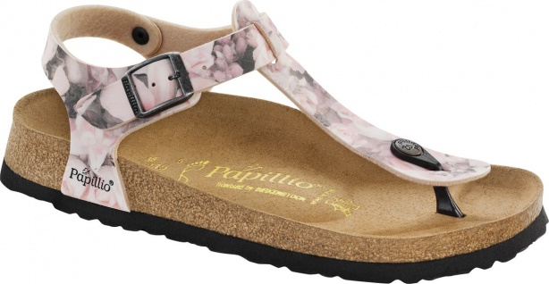Papillio Gr. Zehensteg Sandale Kairo silky rose pink NL Gr. Papillio 35 - 43 165101 a802d1