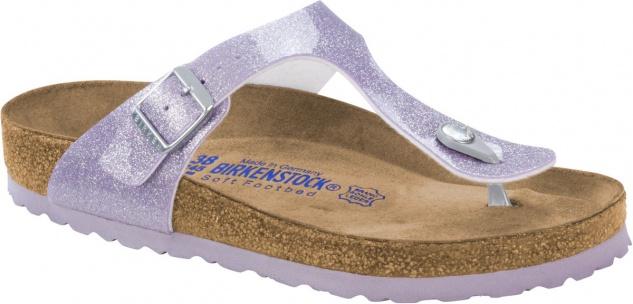 Birkenstock Zehensteg Gizeh BF Magic Galaxy lavender - 1003167