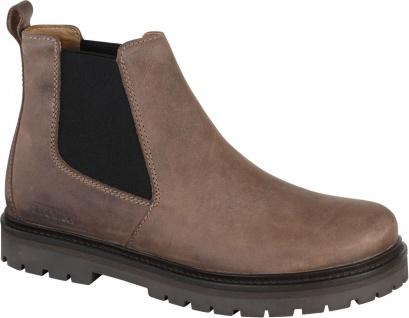Birkenstock Boots Stalon taupe Nubukleder Gr. 36 - 42 1010649
