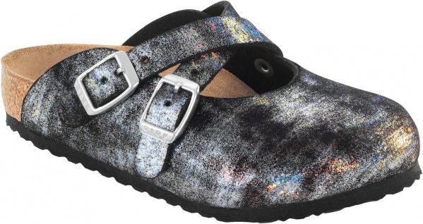 Birkenstock Clog Dorian BF stardust black Gr. 35 - 39 538323