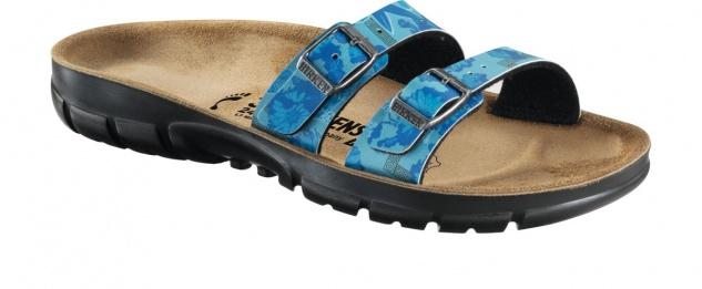 Birkenstock Professional Pantolette Cali jazzed up blue Gr. 36 - 42 113443