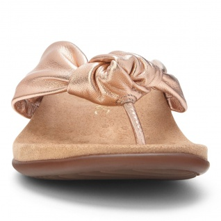 Vionic Zehensteg Sandale - Pippa rosegold Gr. 36 - Sandale 42 - 1001125 bd2cb0