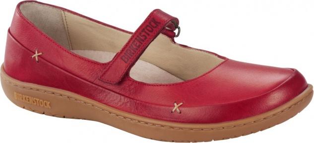 BIRKENSTOCK Shoes Ballerina Iona red 1004578