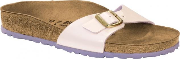 BIRKENSTOCK Madrid BS two tone cream pink Birko-Flor 1008458