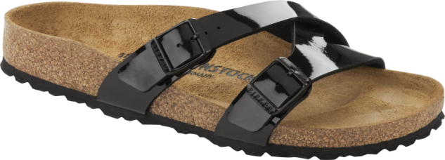 Birkenstock Pantolette Yao Balance black 1016355