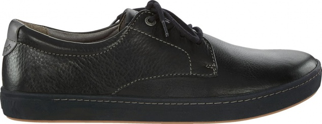 Birkenstock Shoes Navarino Gr. 40 - 46 schwarz Nubukleder geölt 1006957
