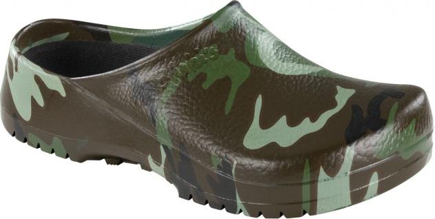 Birkenstock Professional Clog Super Birki green camouflage Gr. 35 - 48 068681