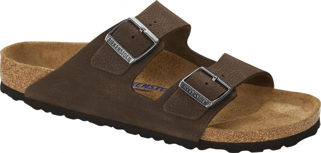 Birkenstock n Arizona soft brown 1017443