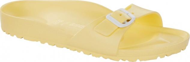 Birkenstock Pantolette Badeschuh Madrid soft yellow EVA Gr. 36 - 41 1009146