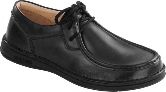 Birkenstock Shoes Halbschuh Pasadena Men NL schwarz Gr. 36 - 42 495311 + 495313