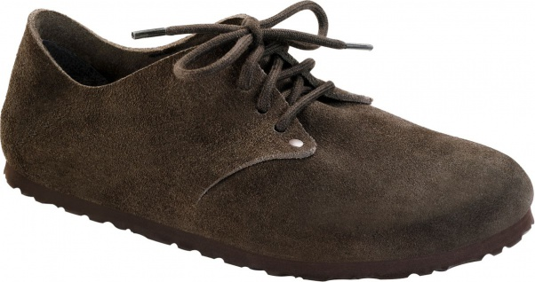 BIRKENSTOCK Boots Maine mocca Velours 672231 + 672233
