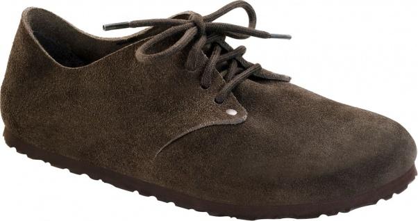 BIRKENSTOCK Boots Maine mocca Velours Gr. 35 - 46 672231 + 672233