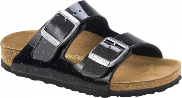 BIRKENSTOCK Kids Pantolette Arizona Magic galaxy black Gr. 26 - 34 1003231K