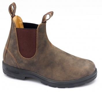 Blundstone Stiefelette braun Leder Gr. 35 - 48 585