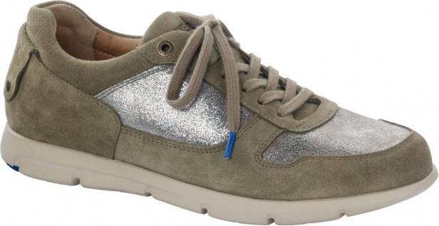 Birkenstock Shoes Cincinnati Gr. 36 - 42 khaki Veloursleder 1008211