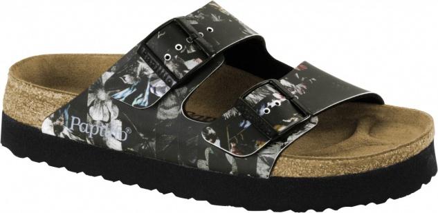 Papillio Pantolette Sandale Arizona BF Gr. 35 - 43 golden age black 1007087 - Vorschau