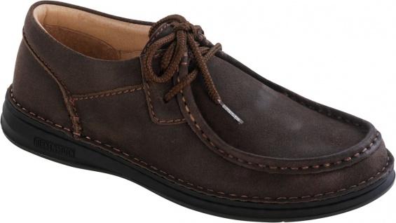 Birkenstock Shoes Boots Pasadena dark brown 495543