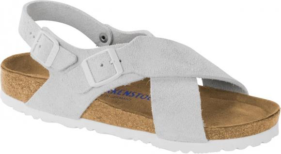 Birkenstock Sandale Tulum weiß 1013278