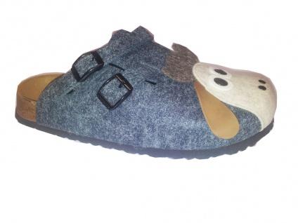 Birkis Clog Kay Gr. 35 - 42 felt sheep 933453