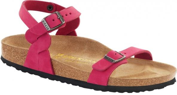 Birkenstock Sandale Pali pink Nubukleder Gr. 35 - 43 024741
