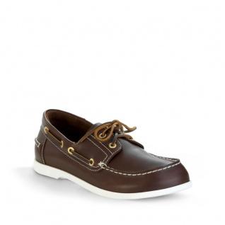 BIRKENSTOCK Shoes Halbschuh Kingstown dunkelbraun 447831