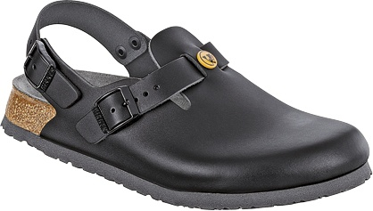 BIRKENSTOCK Professional Clog Tokio ESD schwarz Leder Gr. 36-48 061400 + 061408