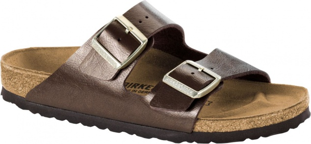 Birkenstock Pantolette Arizona graceful toffee BF Gr. 35 - 43 1009919