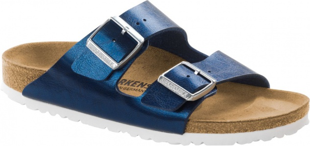 Birkenstock Pantolette Arizona BF graceful sea Gr. 35 - 43 - 1006375