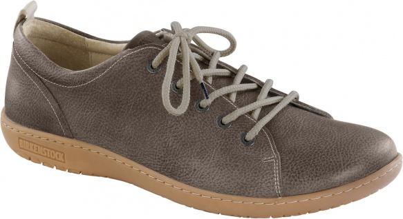 Birkenstock Shoes Halbschuh Islay Men stone / Naturleder Gr. 40 - 46 425161 + 425163