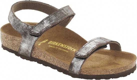 Birkenstock Sandale Yala BF stardust stone Gr. 24 - 34 025353K - Vorschau