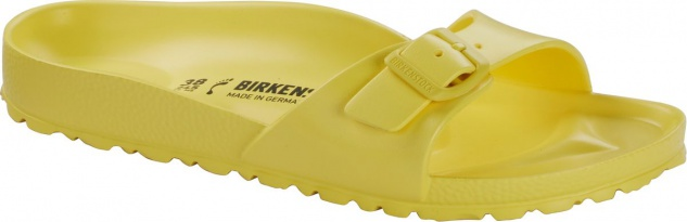 Birkenstock Madrid EVA vibrant yellow 1014562