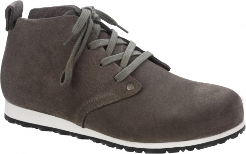 Birkenstock Boots Dundee plus taupe Velours Gr. 36 - 42 1004827