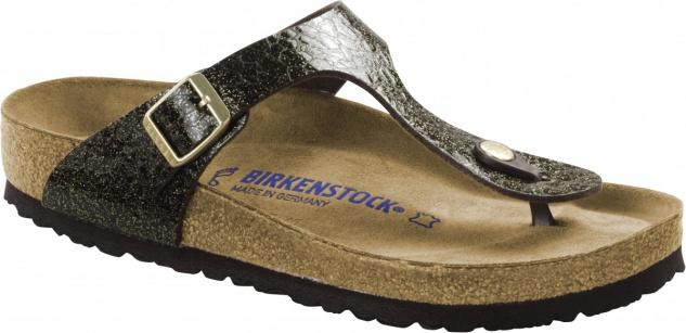 Birkenstock Zehensteg Sandale Gizeh BF SFB myda espresso- Gr. 35 - 43 - 1006590 - Vorschau