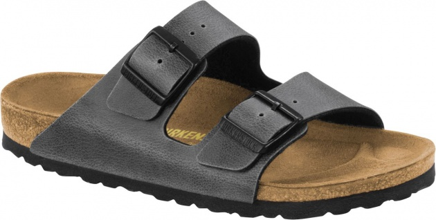 Birkenstock Pantolette Arizona BF pull up anthracite Gr. 35 - 46 1009367Birkenstock Pantolette Arizona BF pull up anthracite Gr. 35 - 46 1009367