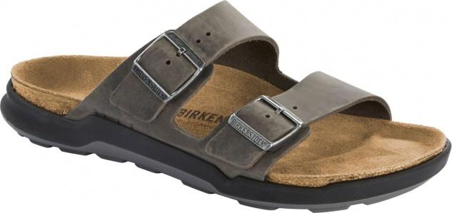 Birkis Pantolette arizona iron 1014950
