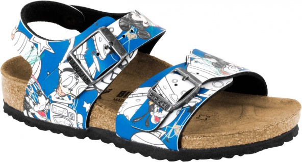 Birkenstock Sandale New York donald & goofy in space 1006034 - Vorschau