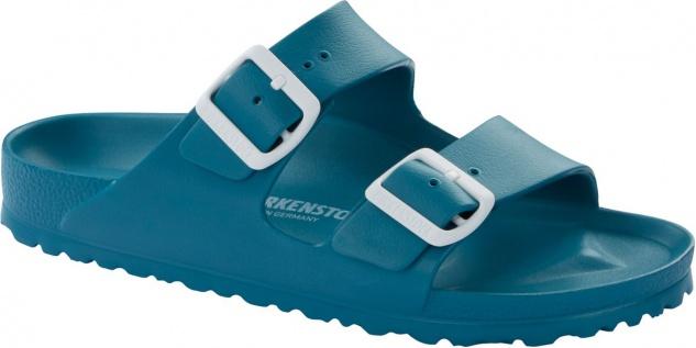 Birkenstock Pantolette Arizona EVA turquoise 1013094 / 1013095
