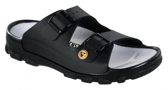 Birkenstock Professional Pantolette Toulon ESD vegan schwarz Gr. 36 - 46 596040