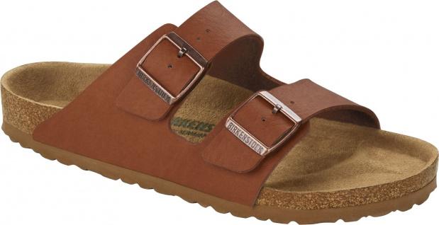 Birkenstock Arizona saddle matt ginger brown