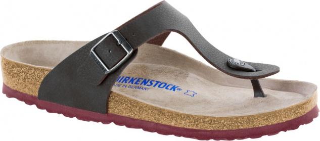 Birkenstock Zehensteg Sandale Gizeh BS desert soil espresso - Gr. 1009960 39 - 46 - 1009960 Gr. 671f51