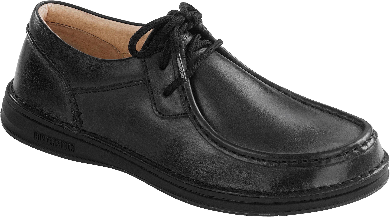 Birkenstock Shoes Halbschuh Pasadena Men NL schwarz Gr. 36 42 495311 + 495313