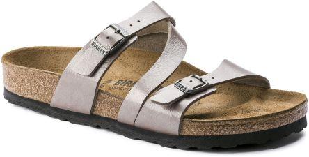 BIRKENSTOCK Pantolette Sandale Salina graceful hazel 1011434