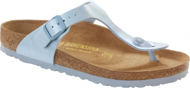 Birkenstock Zehensteg Sandale Gizeh BF graceful babyblue Gr. 35 - 43 - 745661