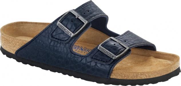 Birkenstock Pantolette Arizona BF WB buffalo blue Gr. 35 - 46 057473