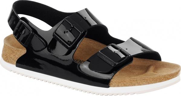 Birkenstock Sandale Milano schwarz BF Gr. 35 - 48 280284