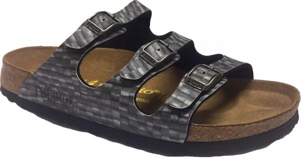 Papillio Pantolette Florida BF mesh schwarz - Gr. 35 - 43 - schwarz 322373 07dfa9