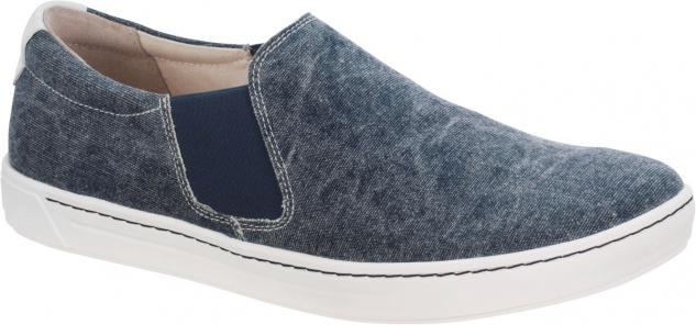 Birkenstock Shoes Barrie navy 1004663